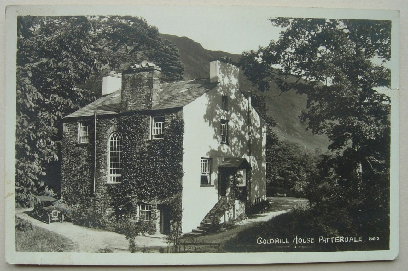 Goldrill House in Patterdale - likely to be between the Wars
