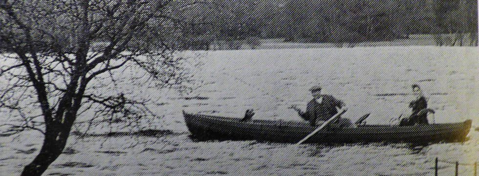 John Pool Fishing on Ullswater