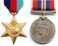 WW2 Medal Set