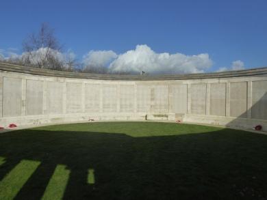 Tyne Cot Memorial to the Missing Photo © Rob Shephard