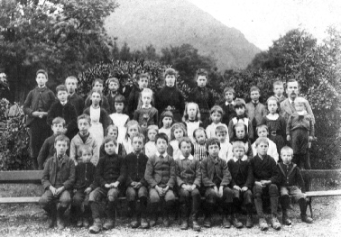 Patterdale School 1889