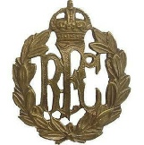 RFC Cap Badge WWI