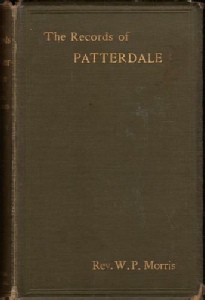 An image of William's book The Records of Patterdale